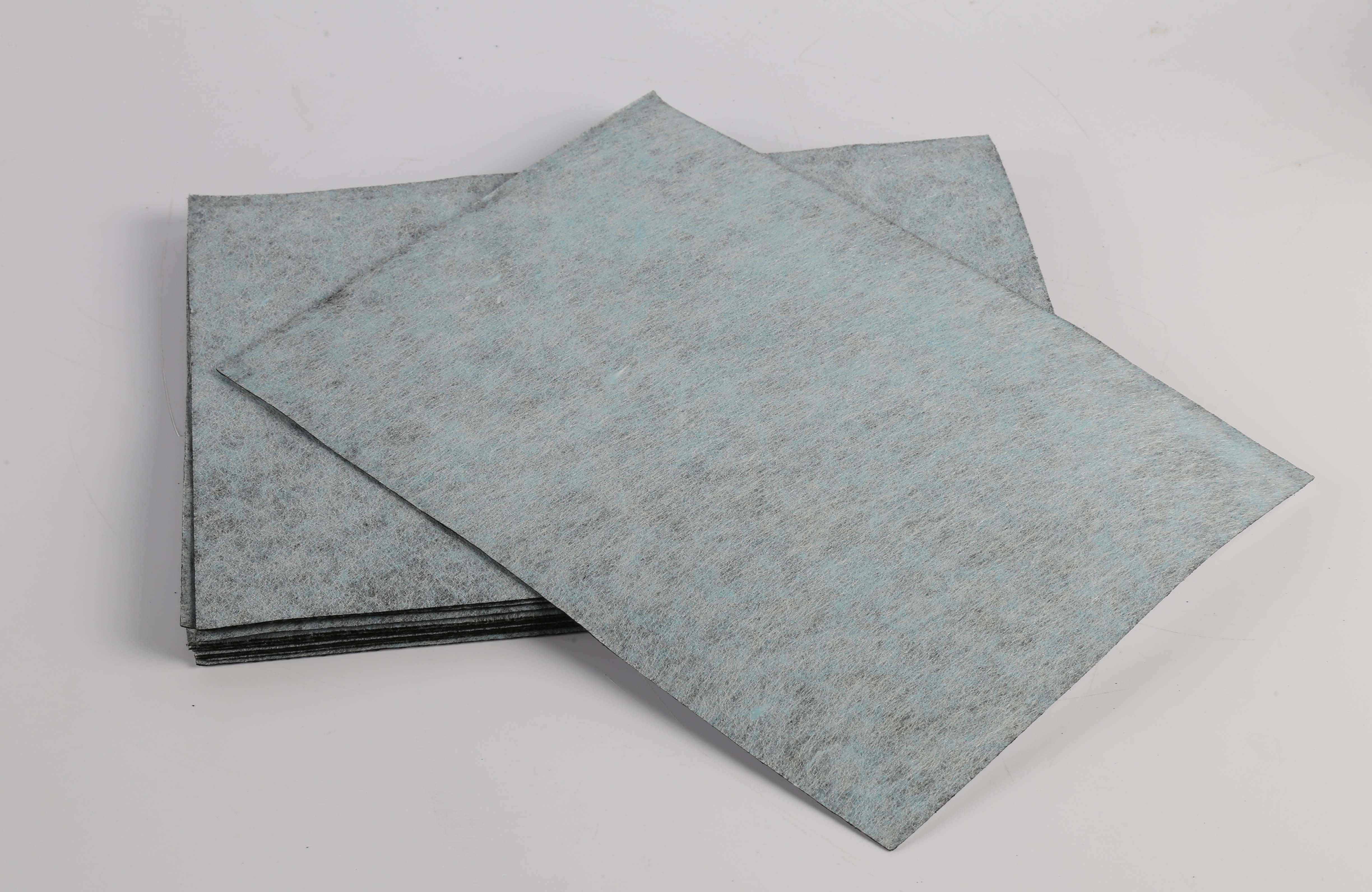 Hepa H13 Activated Charcoal Smell Removal Filter Cloth
