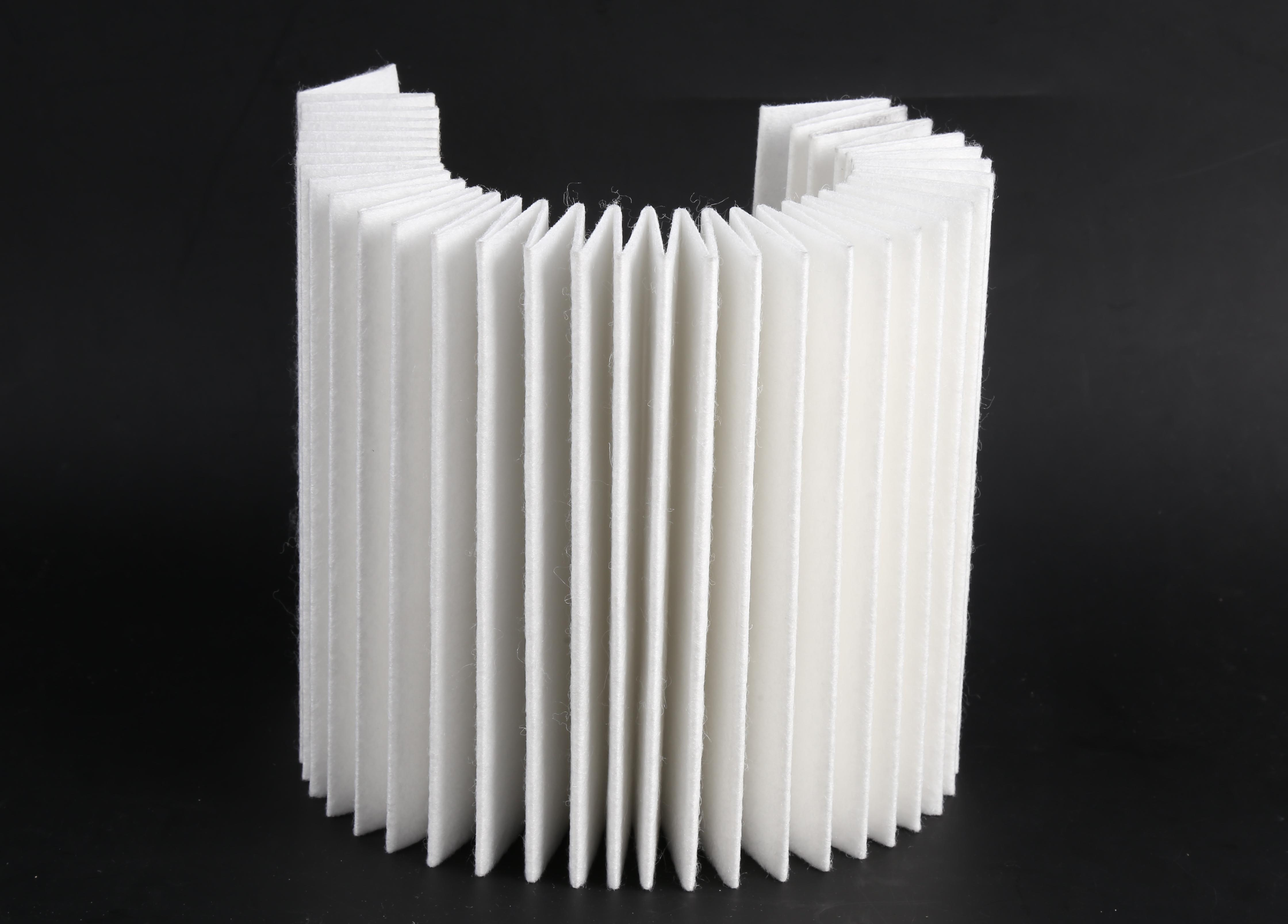 Hepa H13 Meltblown Non Woven Air Filter Media Manufacturer